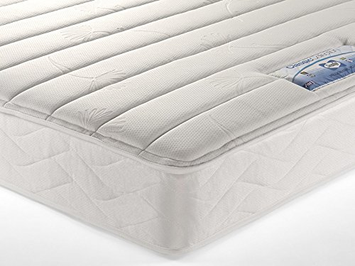 Sealy Posturpedic Millionaire Plush Ortho Spring Quilted Tencel Mattress 3FT Sin