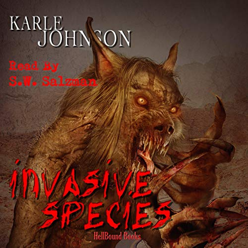 Invasive Species audiobook cover art