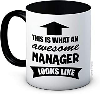 This is What an Awesome Manager Looks Like Coffee Mug - A Great Gift Idea for Any Occasion