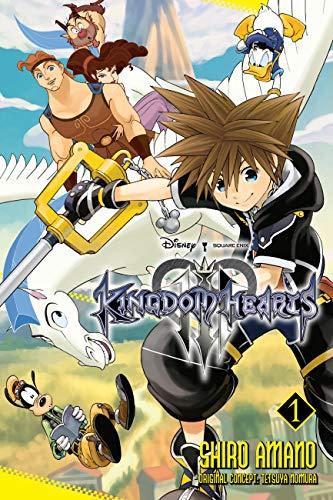 Kingdom Hearts 358/2 days nº 01/05 (Manga Shonen)