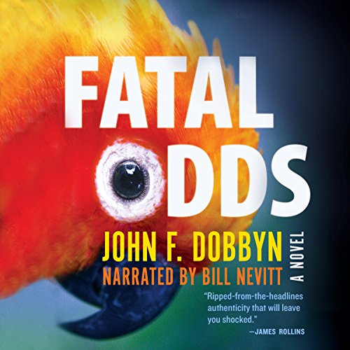 Fatal Odds: A Novel audiobook cover art