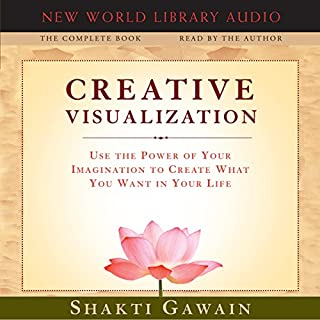 Creative Visualization                   By:                                                                                                                                 Shakti Gawain                               Narrated by:                                                                                                                                 Shakti Gawain                      Length: 3 hrs     75 ratings     Overall 4.5