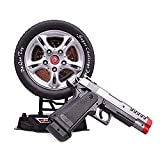 Yuvi fashion point® Electronic Laser Target Gun Toy Shooting Game with Music and Lights for Kids (Multi Colour)