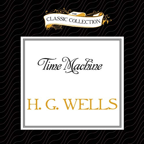 Time Machine audiobook cover art
