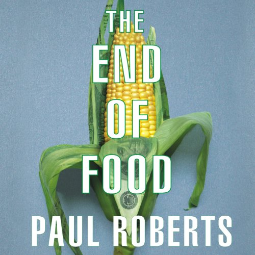 The End of Food  audiobook cover art