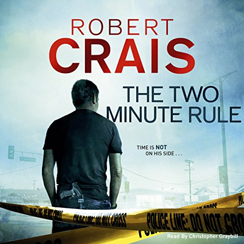 The Two-Minute Rule audiobook cover art