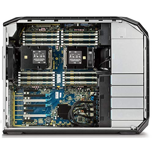 HP Z8 G4 Workstation 2X Gold 6148 Twenty Core 2.4Ghz 1.5TB RAM 512GB SSD Quadro P2000 Win 10 (Renewed)