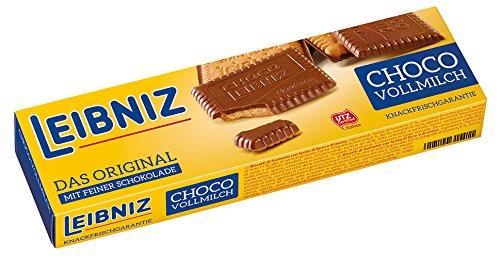 12x Leibniz Bahlsen - Choco Vollmilch - 125g