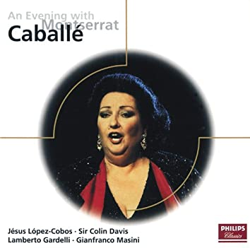 An Evening with Montserrat Caballé