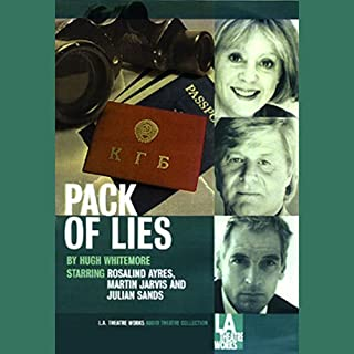 Pack of Lies cover art
