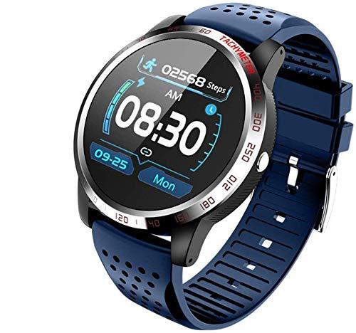 JTIAN Sport Smartwatch, EKG + PPG Verbunden Armband Wasserdicht IP67 Schrittzähler, Herzfrequenzmesser Für Smartphone Huawei iPhone Android IOS (D)