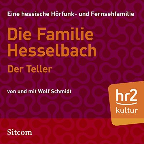 Der Teller (Die Hesselbachs 1.16) Titelbild