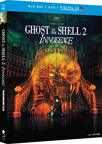 Ghost in the Shell 2: Innocence Blu-ray + DVD + UltraViolet