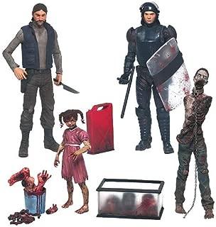 McFarlane Toys The Walking Dead Comic Series 2 Action Figure Set