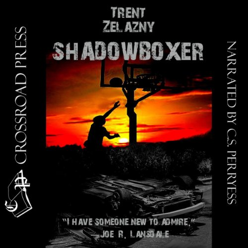 Shadowboxer audiobook cover art