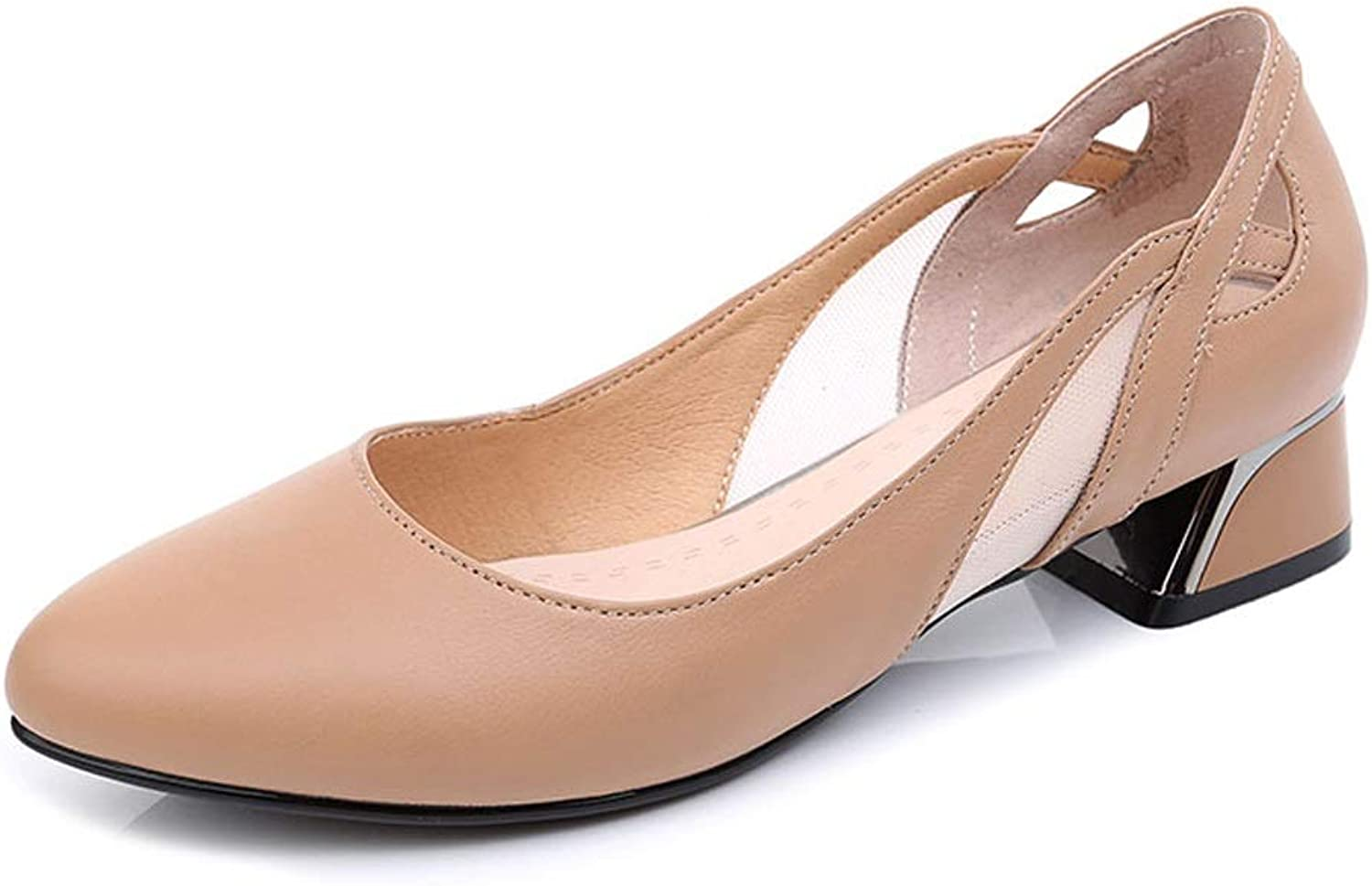 Single shoes Spring and Autumn Shallow Mouth with Ladies shoes Work shoes Small shoes
