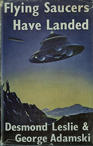 Flying saucers have landed