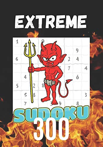 EXTREME SUDOKU 300