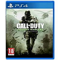 Call Of Duty Modern Warfare Remastered PS4 Game