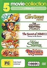 Care Bears Movie / Secret of Nimh 1 & 2 / Babes in Toyland   5 Discs   NON-USA Format   PAL   Region 4 Import - Australia