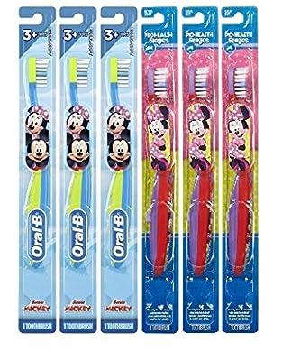 Oral-B Mickey and Minnie