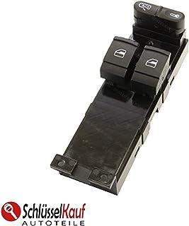 Almencla Schaltelement Schalteinheit Fahrerseite Fenster Steuerschalter Fensterheber Schalter f/ür Toyota Corolla