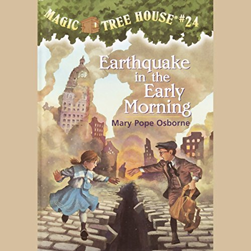 Magic Tree House, Book 24 cover art