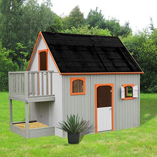 Soulet - Casetta in legno Duplex