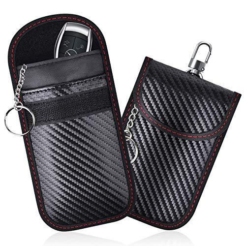 Faraday Bag for Car Keys, 2 Pack...