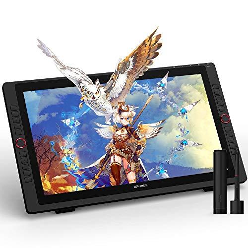 XP-PEN Artist 22R Pro - Tablet con pantalla profesional de 2