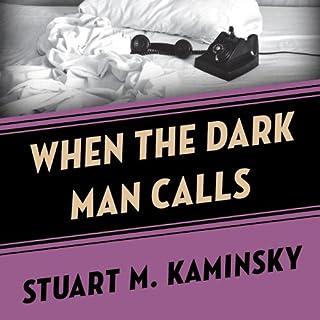 When the Dark Man Calls audiobook cover art