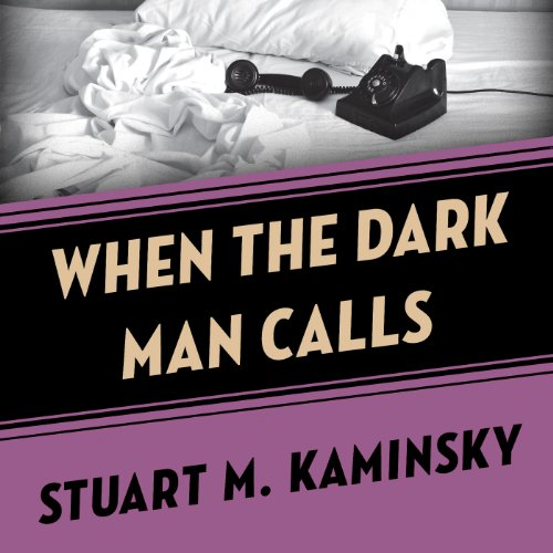 When the Dark Man Calls audiobook cover art