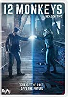 12 Monkeys: Season Two [DVD] [Import]