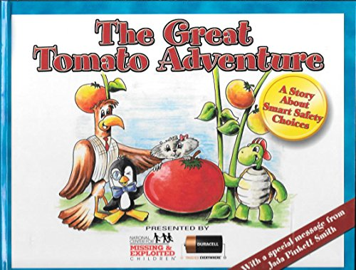 Price comparison product image The Great Tomato Adventure: A Story about Smart Safety Choices