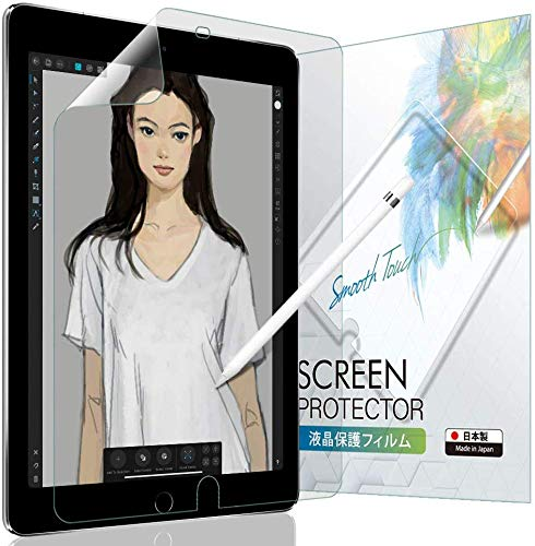 BELLEMOND Paper Screen Protector compatibel met iPad Pro 9.7
