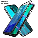 Case Oppo Reno 10X Zoom Magnetic Cover, Magnetic Adsorption
