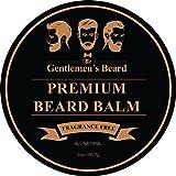 Balsamo da barba The Gentlemen's Beard Premium - 60ml - Addomestica la tua barba senza r...