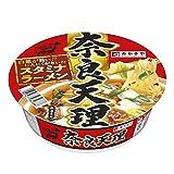 寿がきや 全国麺めぐり 奈良天理ラーメン 117g ×12個