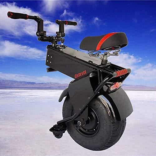 GJZhuan Elektro-Einrad Elektromobilität Sinn Intelligente Drift Balance Auto Built-in Mit LED-Licht 18-Zoll-Offroad-Einrad Höchstgeschwindigkeit 25 Km/H Faltbarer Elektrischen Roller
