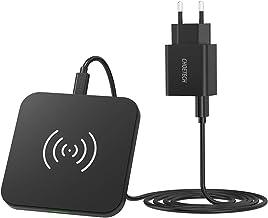 CHOETECH Cargador Inalámbrico, Qi Wireless Charger [con Cargador QC 3.0], 7.5W para..