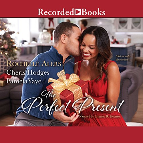 The Perfect Present audiobook cover art
