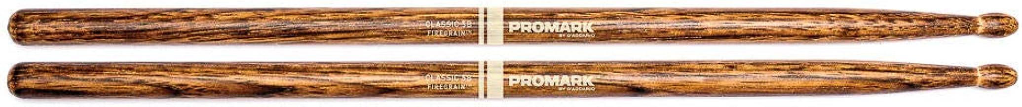 PROMARK プロマーク ドラムスティック FIREGRAIN Classic 5B TX5BW-FG (406 x 15.0mm) 【国内正規品】