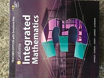 Integrated Mathematics 3 0544441524 Book Cover