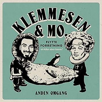 Anden Omgang (feat. Klemmesen&Mo)