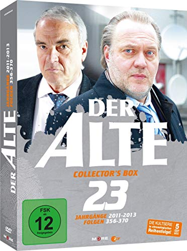 Collector's Box Vol.23, Folge 356-370 (5 DVDs)