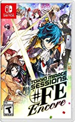The game that brought together the worlds of Fire Emblem and ATLUS is coming to the Nintendo Switch system An interdimensional evil has invaded modern day Tokyo, resulting in this fantastical barrage of music, style, and Yes, danger So, fight back; B...