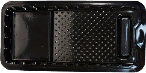 Shur-Line 12050C 4-Inch Paint Roller Tray, Black
