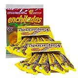 2 Cajas de Pulparindo y de regalo una bolsa de Paleta Enchilada Luxus