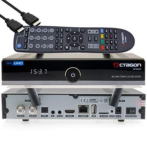 Octagon SF8008 4K UHD HDR Bild