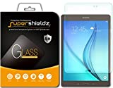 Supershieldz for Samsung Galaxy Tab A 8.0 (2015) (SM-T350 Model Only) Tempered Glass Screen Protector, Anti Scratch, Bubble Free